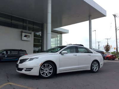 Lincoln MKZ LEATHER, SUNROOF, FWD 2016