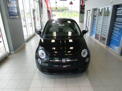 2013 Fiat 500C Pop