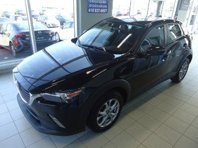 Mazda CX-3 GS-L Cuir, toit ouvrant... 2016