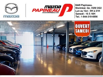 2016 Mazda Mazda3 Sport GS SIEGE CHAUFFANT