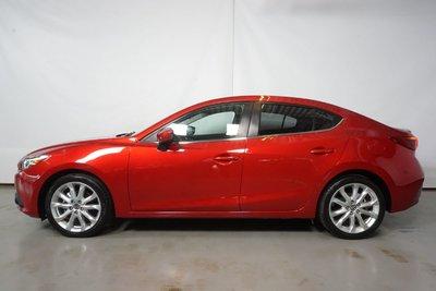 2016 Mazda Mazda3 GT GPS CUIR TOIT SIEGE CHAUFFANT