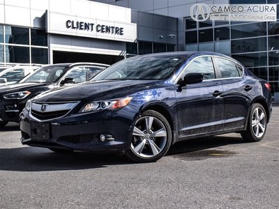2014 Acura ILX Premium Pkg, Leather, Sunroof