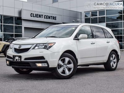 2011 Acura MDX AWD ,PREMIUM LEATHER