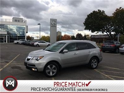 Acura MDX AWD 7 SEATER TECHNOLOGY PACKAGE 2012
