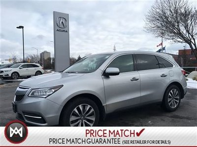 2014 Acura MDX DVD PLAYER 7 SEATER CERTIFIED