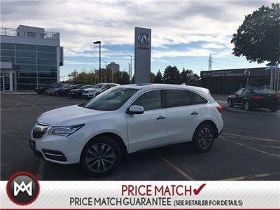 2014 Acura MDX AWD NAVIGATION PACKAGE