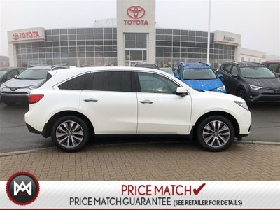 2014 Acura MDX NAVIGATION - SUNROOF - HEATED WHEEL - NO ACCIDENTS