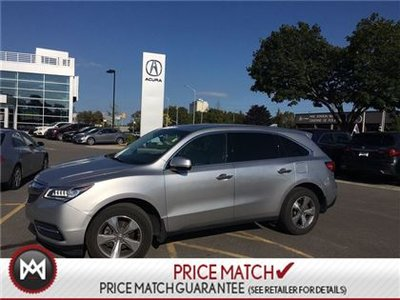 Acura MDX LEATHER AWD 7 SEATER SUNROOF 2015