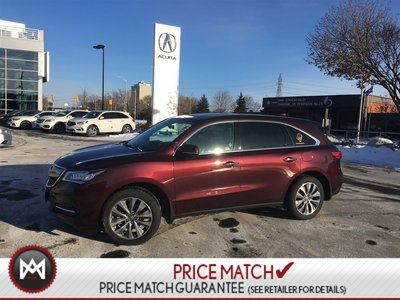 2016 Acura MDX AWD NAVIGATION PACKAGE