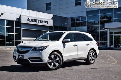 Acura MDX Leather, Sunroof, 7 passenger 2016