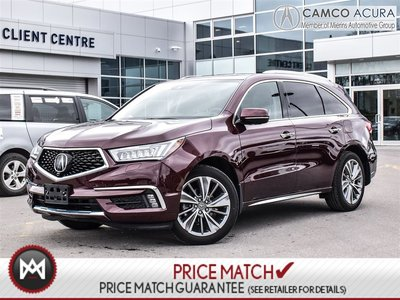 Acura MDX AWD SH ELITE PACKAGE LOADED 2017