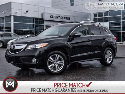 2013 Acura RDX Tech Pkg NAVI ROOF LEATHER