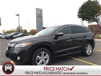 2015 Acura RDX NAVIGATION CERTIFIED LOW MILEAGE
