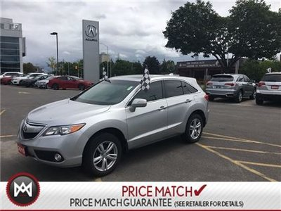 2015 Acura RDX REDUCED NAVIGATION REARVIEW CAMERA