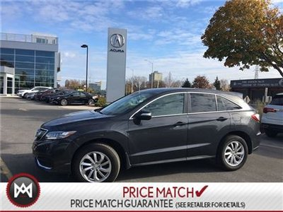 2016 Acura RDX AWD TECHNOLOGY PACKAGE