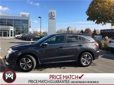 2016 Acura RDX AWD ELITE LEATHER PACKAGE