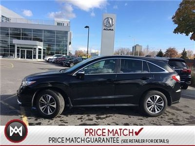 Acura RDX AWD ELITE LEATHER PACKAGE 2016