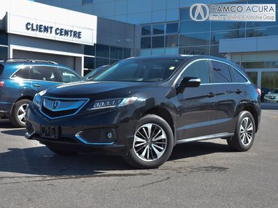 2017 Acura RDX Elite Pkg, LEATHER, SUNROOF, NAV