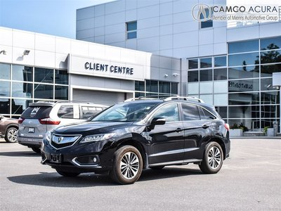 2017 Acura RDX Elite Pkg Navi, Leather, Sunroof
