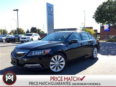 Acura RLX Hybrid SH-AWD Leather 2016
