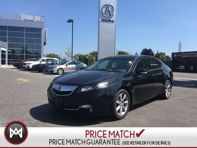 2013 Acura TL SUNROOF LEATHER SEATS LOADED