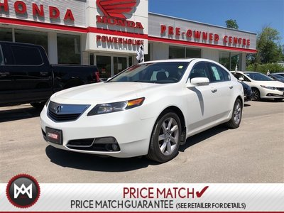 Acura TL LOADED! BLUETOOTH! LEATHER! SUNROOF! 2013