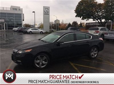 Acura TL LEATHER LOADED V-6 2013
