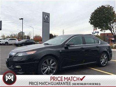 2014 Acura TL A-SPEC CERTIFIED LOW MILEAGE