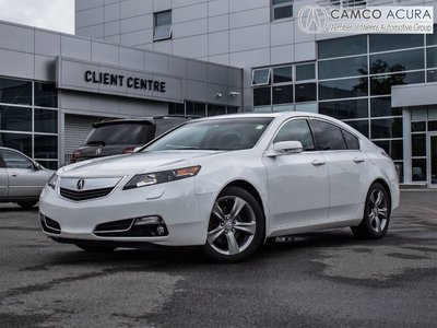 Acura TL SH AWD LEATHER ROOD 2014