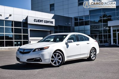 Acura TL Tech Pkg, Leather, Sunroof, Nav 2014