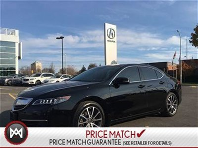 2015 Acura TLX NAVIGATION CERTIFIED AWD
