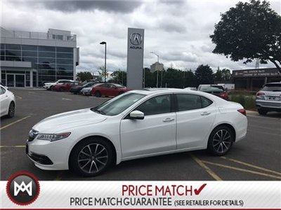 Acura TLX TECH PACKAGE LEATHER SUNROOF 2015