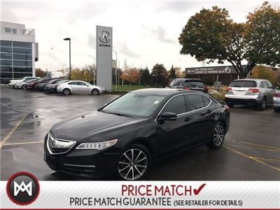 Acura TLX LEATHER TECHNOLOGY PACKAGE 2015