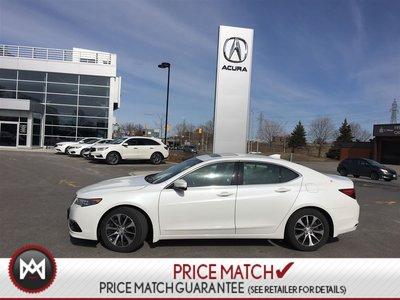 2015 Acura TLX TECK PACK NAVI SUNROOF LEATHER