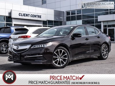 2015 Acura TLX V6 Tech navigation leather roof