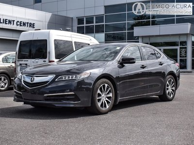 2015 Acura TLX Tech, Leather, Sunroof, Nav