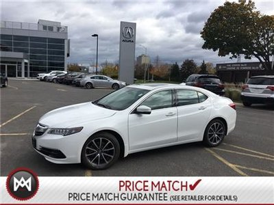 2016 Acura TLX Tech. Package With SH-AWD