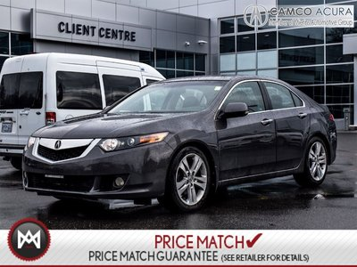 2010 Acura TSX V6, Leather, Sunroof