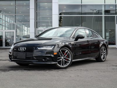 Audi A7 COMPETITION, NAV, AWD 2017