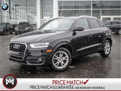 2015 Audi Q3 AWD, NAV, SUNROOF
