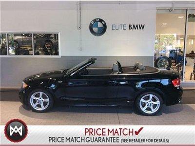 2013 BMW 128i CABRIOLET, 128, CLEAN CARPROOF