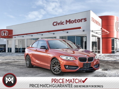 BMW 2 Series 228i - NAVIGATION, HEATED SEATS, PROXIMITY KEY 2014