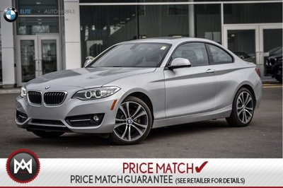 2015 BMW 228i NAVIGATION, PREMIUM ENHANCED, COUPE