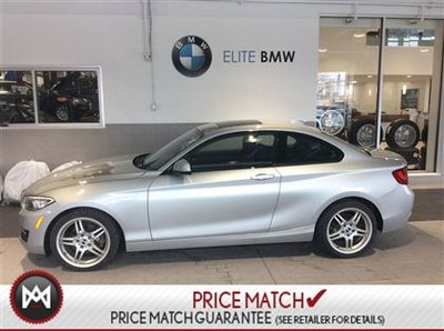 BMW 228i NAVIGATION, PREMIUM ENHANCED, COUPE 2015