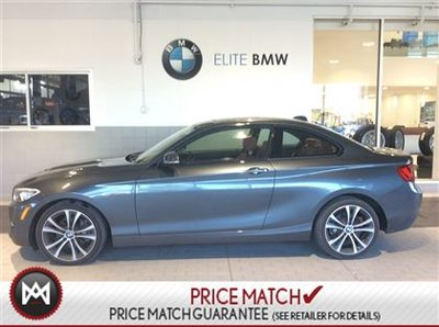 BMW 228i PREMIUM ESSENTIAL, COUPE, LOW KMS 2015
