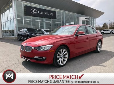 2014 BMW 3 Series Sedan NAVI ROOF BACK UP CAMERA