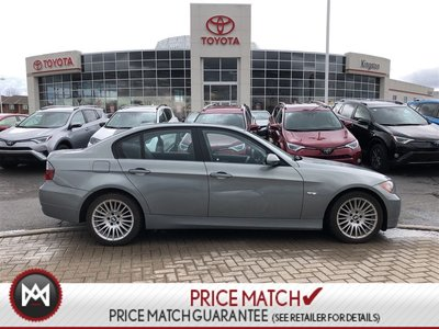 BMW 3 Series AWD - LEATHER - SUNROOF - 6 SPEED 2007