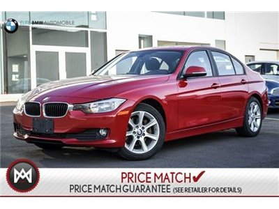 2012 BMW 320i MANUAL, PREMIUM, SUNROOF