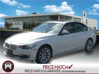 BMW 320i AWD, PREMIUM, LIGHT PACKAGE 2013