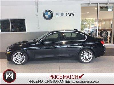 2014 BMW 328d DIESEL, SUNROOF, 62,000KMS